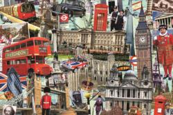 Best of… London Vehicles Jigsaw Puzzle