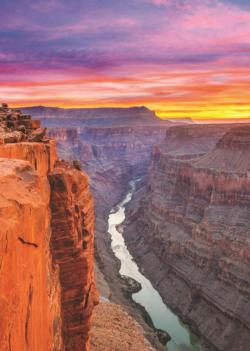 Grand Canyon, USA Sunrise/Sunset Jigsaw Puzzle