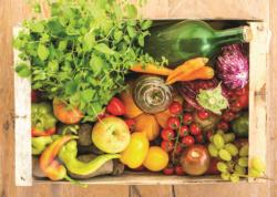 Fruit and Vegetable box Food and Drink Jigsaw Puzzle