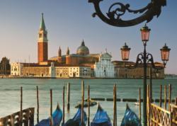 Venice, Italy Seascape / Coastal Living Jigsaw Puzzle