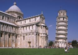 Tower of Pisa Landmarks Jigsaw Puzzle