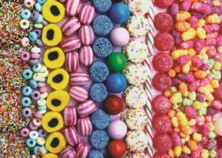 Sweets Collage Jigsaw Puzzle