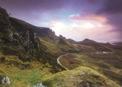 Trotternish Ridge, Scotland Landscape Jigsaw Puzzle