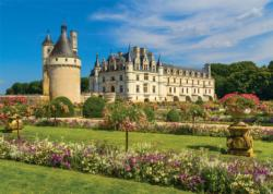 Castle in the Loire, France France Jigsaw Puzzle