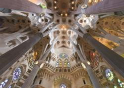 Sagrada Familia, Barcelona Photography Jigsaw Puzzle