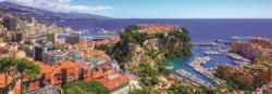 Monte Carlo, Monaco Seascape / Coastal Living Panoramic