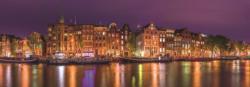 Amsterdam Skyline Amsterdam Panoramic Puzzle