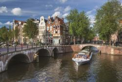 Herengracht, Amsterdam Amsterdam Jigsaw Puzzle