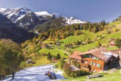Berner Oberland, Switzerland Countryside Jigsaw Puzzle
