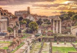Forum Romanum, Rome Landmarks / Monuments High Difficulty Puzzle