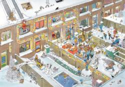 Christmas Eve Christmas Jigsaw Puzzle