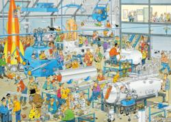 Technical Highlights Cartoons Jigsaw Puzzle
