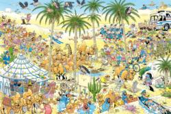 The Oasis Cartoons Jigsaw Puzzle
