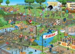Mudracers Sports Jigsaw Puzzle