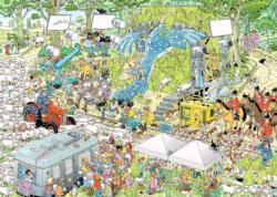 The Film Set Movies / Books / TV Jigsaw Puzzle