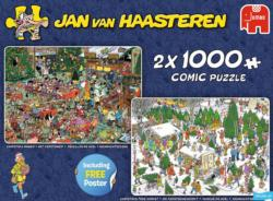 Christmas Gifts Christmas Jigsaw Puzzle