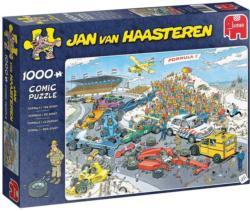 The Start Wasgij Jigsaw Puzzle
