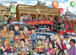 Wasgij Back to 1: Berlin! Wasgij Jigsaw Puzzle
