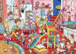 Wasgij Mystery #11: Childcare! Wasgij Jigsaw Puzzle