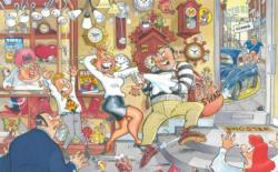 Wasgij Mystery #2: Stop the Clock Wasgij Jigsaw Puzzle