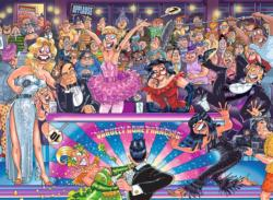Wasgij 30: Strictly Can't Dance Wasgij Jigsaw Puzzle