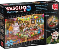 Wasgij Mystery 16: Birthday Surprise! Wasgij Jigsaw Puzzle