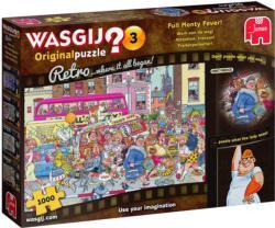 Wasgij Original 3: Full Monty Fever Wasgij Jigsaw Puzzle