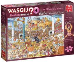 Wasgij Destiny 4: Olympic Odyssey Wasgij Jigsaw Puzzle