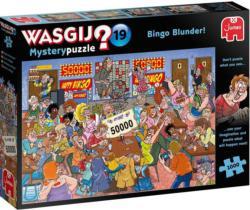 Wasgij Mystery 19: Bingo Blunder! Wasgij Jigsaw Puzzle