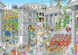The Romans (Pieces of History) History Jigsaw Puzzle
