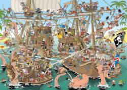 Pieces Of History Pirates Pirates Jigsaw Puzzle