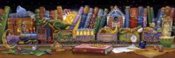 Train of Dreams Library / Museum Panoramic Puzzle