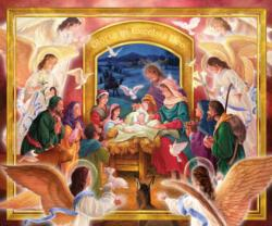 The Greatest Gift Religious Jigsaw Puzzle