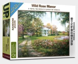 Wild Rose Manor Domestic Scene Jigsaw Puzzle
