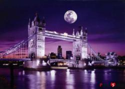 London Tower Bridge Bridges Jigsaw Puzzle
