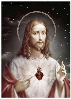 Jesus Luminous Religious Jigsaw Puzzle