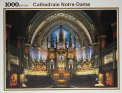 Notre Dame Cathedral Churches Jigsaw Puzzle