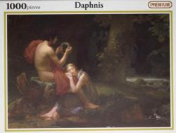Daphnis (Old Greek) Greece Jigsaw Puzzle