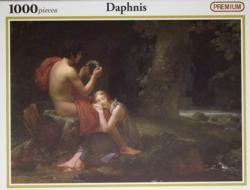 Daphnis (Old Greek) Greece Jigsaw Puzzle