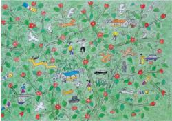 Jeju Life Nature Jigsaw Puzzle