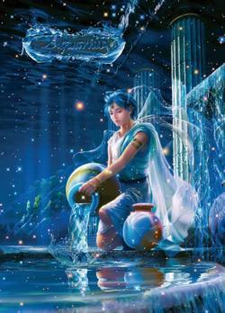 Aquarius Fantasy Jigsaw Puzzle