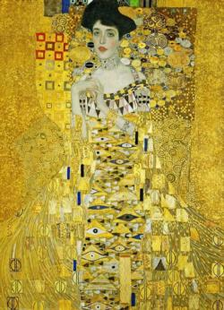 Adele Bloch Bauer Fine Art Jigsaw Puzzle