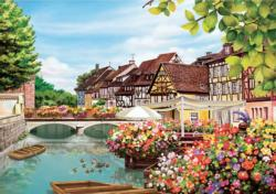 Colmar Lakes / Rivers / Streams Jigsaw Puzzle