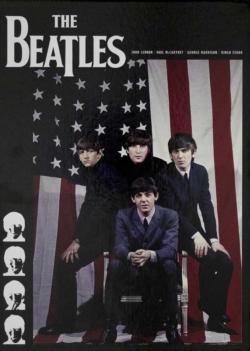 The Beatles In America Music Jigsaw Puzzle