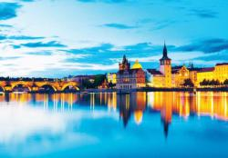 Prague Castle Europe Jigsaw Puzzle