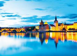 Prague Castle Europe Jigsaw Puzzle