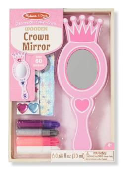 Crown Mirror Arts and Crafts