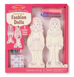 Fashion Dolls Arts and Crafts