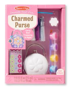 Charmed Purse Arts and Crafts