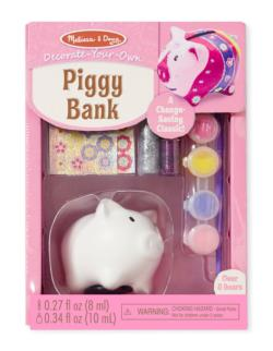 Piggy Bank Arts and Crafts